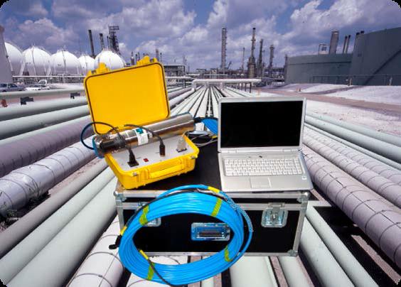 mlds泄漏检测系统 石油泄漏 海底石油泄漏 检测